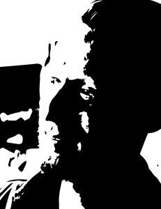 Jakob Svärd illustration Telisol Outlet hemlösa