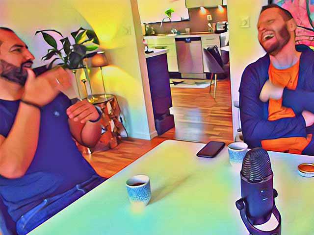 Nakna entreprenören – En podcast om entreprenörskap